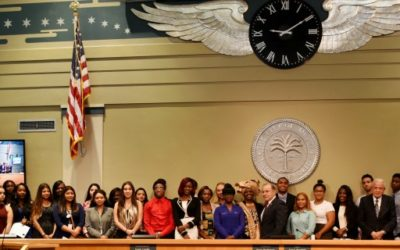 MDCPS 2016 Scholarship Ceremony at Miami City Hall