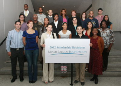 MDC Scholars Reception