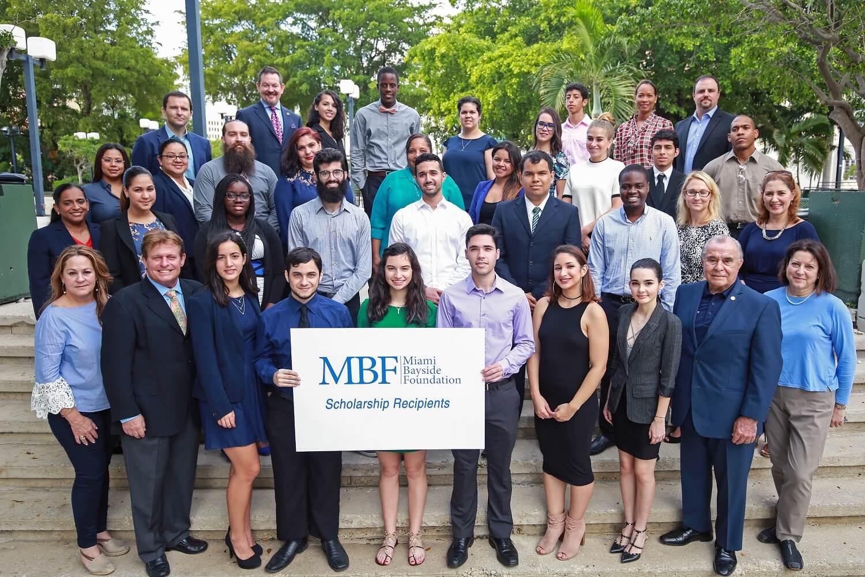 Congratulations to MBF's Miami Dade College Scholarship