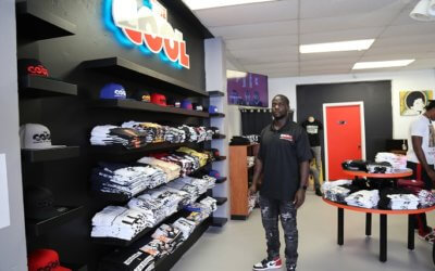 MBF Loan Recipient Open Flagship Store in Liberty City