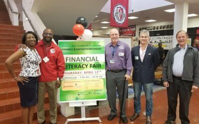 Miami Bayside Foundation Partners with Communities in Schools to Promote Financial Literacy