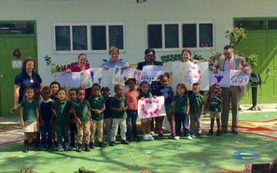 Miami Bayside Foundation Partners with St. Alban's Enrichment Center to Support Summer School