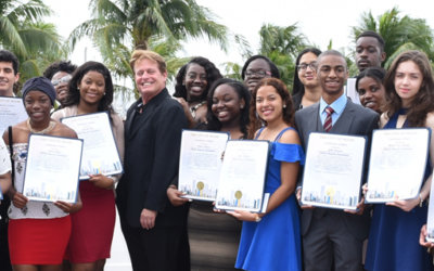 Miami Bayside Foundation Provides Scholarship to City of Miami Youth