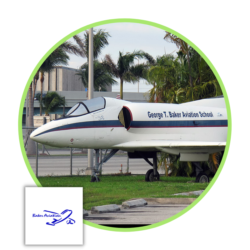 George T Baker Aviation Scholarship